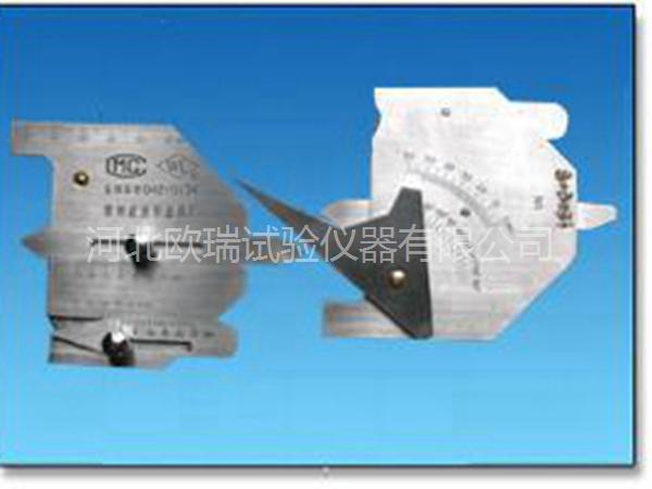 HJC40型焊接检验尺