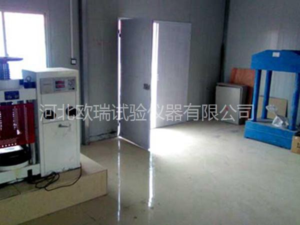 中铁上海工程局实验室5