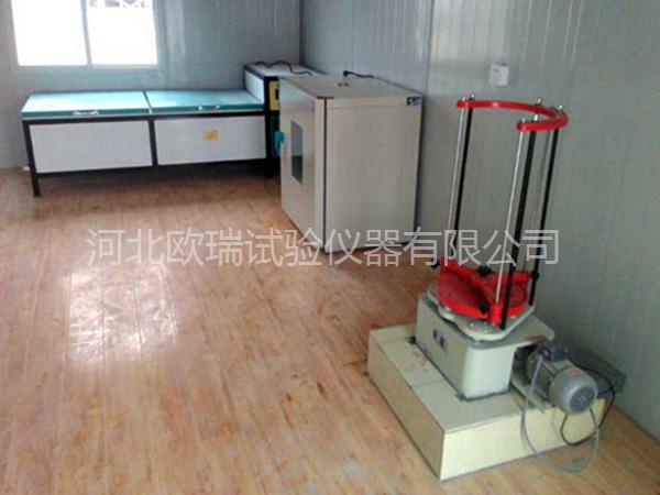 中铁上海工程局实验室4