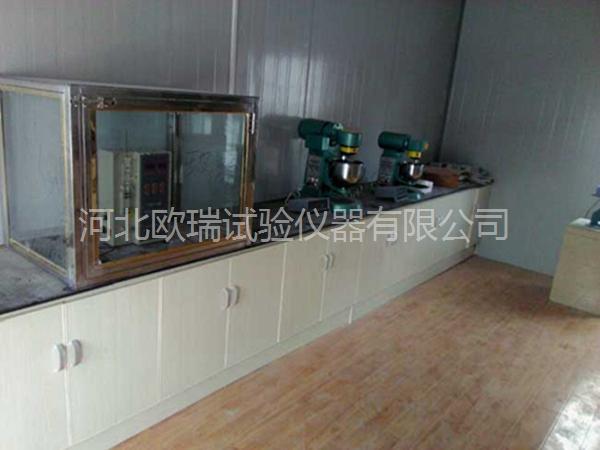 中铁上海工程局实验室3